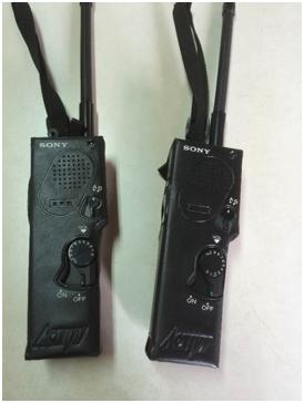 SONYソニー トランシーバーアマチュア無線 ハンディCB無線機市民ラジオ 買取 松阪市 伊勢市