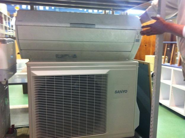 SANYOサンヨー三洋SAP-EX710A2 ルームエアコン 買取 三重県松阪市 伊勢市