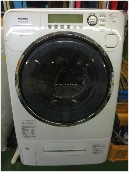 TOSHIBA東芝 洗濯機エアコンサイクルドラム生活家電 三重県松阪市 伊勢市