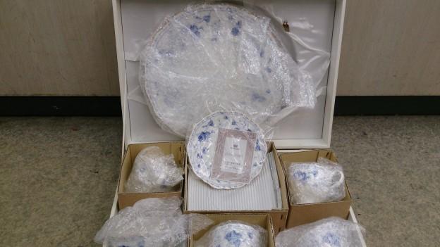 NARUMI(ナルミ)製 最高級食器4点セット 買取 松阪市 伊勢市