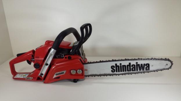 シンダイワ shindaiwaE1035S エンジンチェンーンソー 買取 松阪市 伊勢市