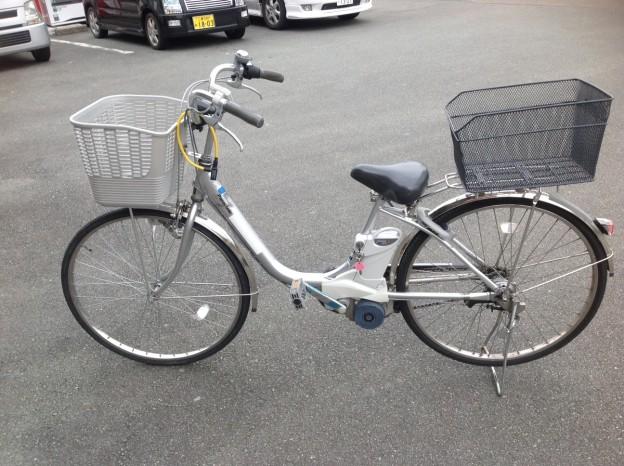パナソニック26インチ 電動アシスト付き自転車 BE-ENN63 買取 三重県伊勢市 松阪市