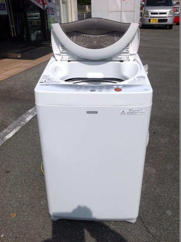 東芝TOSHIBA 全自動洗濯機5.0kg AW-50GMC-W 買取 三重県伊勢市