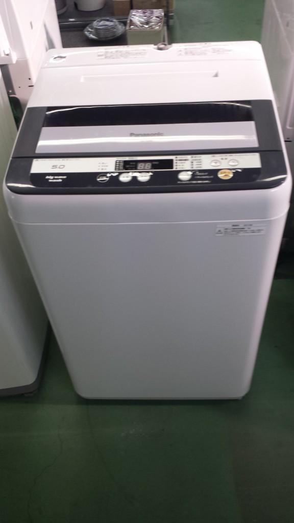 Panasonicパナソニック全自動洗濯機NA-F50B6 2013年式 買取 松阪市 伊勢市