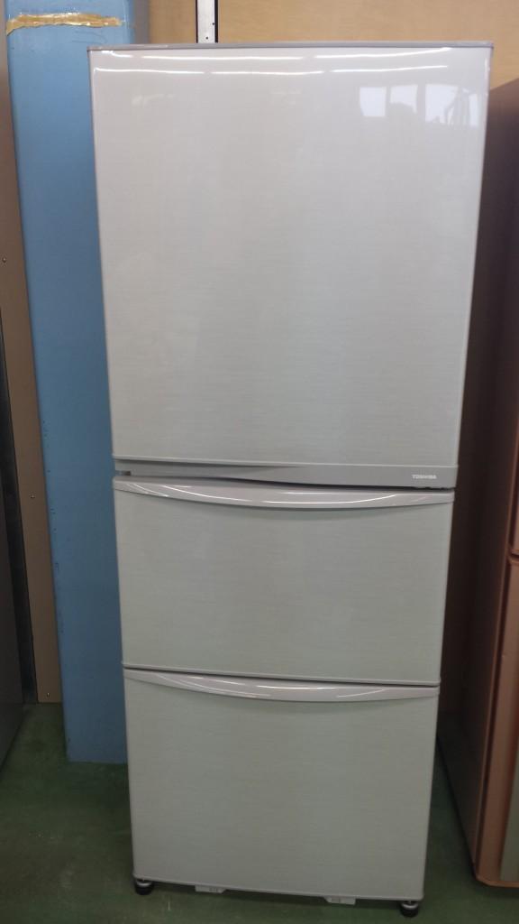 TOSHIBA東芝 ノンフロン冷凍冷蔵庫 GR-34ZY(SS) 買取 松阪市 伊勢市