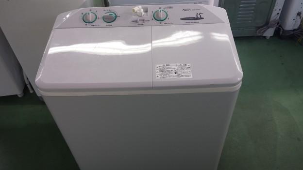 AQUAアクア ハイアール2槽式洗濯機 AQW-N35 買取 松阪市 伊勢市