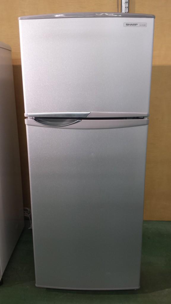 SHARPシャープ ノンフロン冷凍冷蔵庫 SJ-12W-S 買取 松阪市 伊勢市