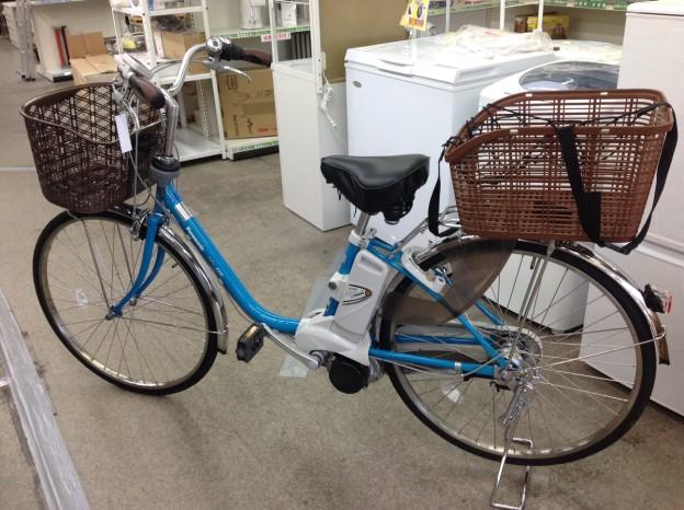 電動アシスト自転車 パナソニック ビビDX BE-END634 26インチ 出張買取 松阪市 伊勢市