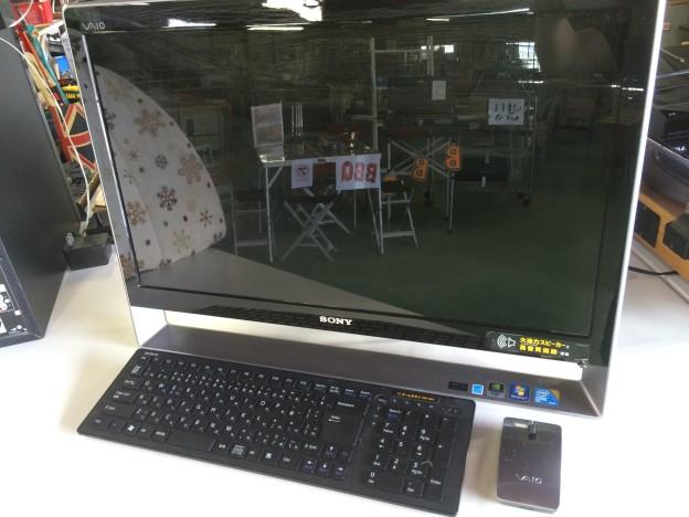 VAIOソニーPCV-A1112Nデスクトップ買取三重県松阪市伊勢市