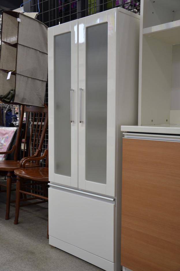 キッチン 食器棚 白 中古 買取 三重県伊勢市松阪市津市