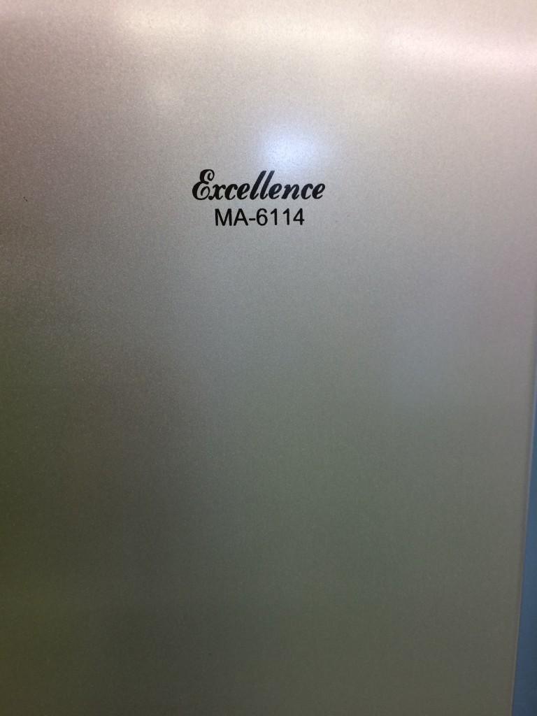エクセレント三ツ星貿易冷凍ストッカーMA-6114