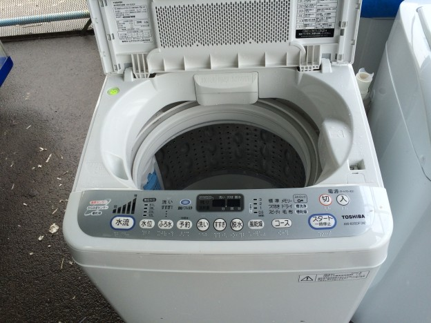 東芝全自動洗濯機AW-60SDF買取三重県松阪市伊勢市津市
