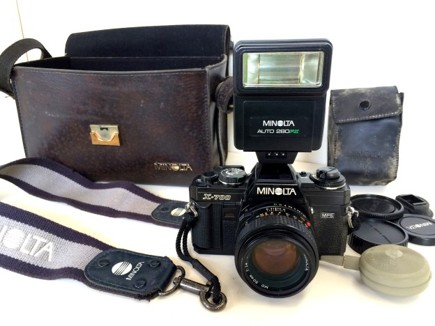 MINOLTA カメラ X-700三重県松阪市伊勢市津市