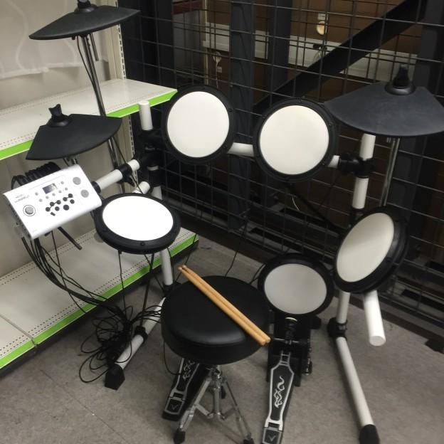 MEDELI(メデリ) 電子ドラムセット DD502J/WH 中古 買取 三重県伊勢市松阪市津市