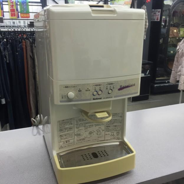 ナショナル冷温水ボトル NY-18FCH2-W 中古 買取 三重県伊勢市松阪市津市