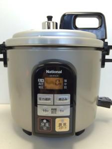 電気圧力鍋 ナショナル