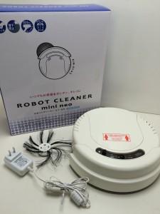 ロボットクリーナーミニネオAIM-RC03