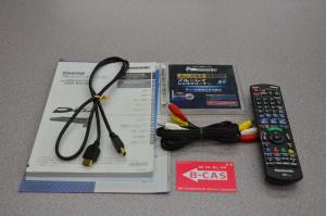 DMR-BWT660付属品