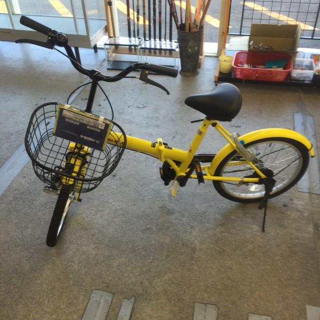 asahi 折りたたみ自転車 ミモレット-G 中古 買取 三重県伊勢市松阪市津市