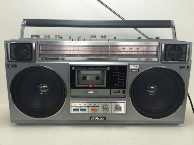 ビクターVictorステレオラジオカセットRC-M50三重県松阪市伊勢市津市
