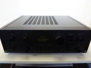 SANSUIアンプAU-D607X