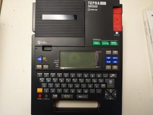 キングジム ラベルライターテプラPRO SR550