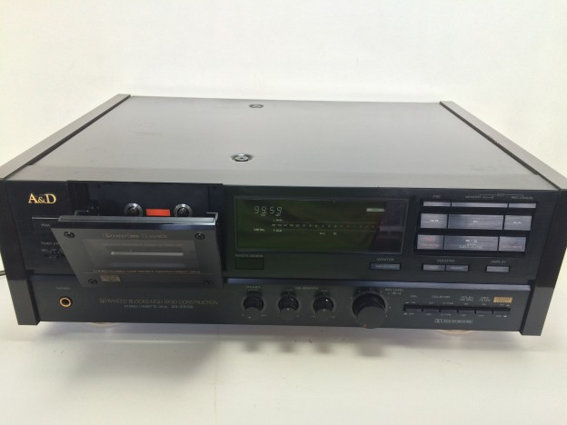 A&DステレオカセットデッキGX-Z 9100三重県松阪市伊勢市津市