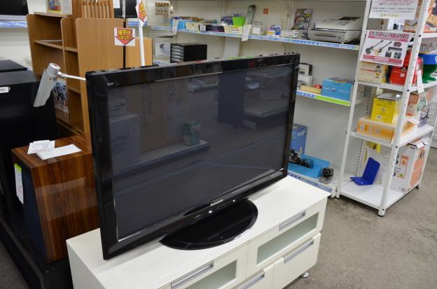 パナソニックプラズマテレビTH-P42S2中古買取三重県伊勢市松阪市津市