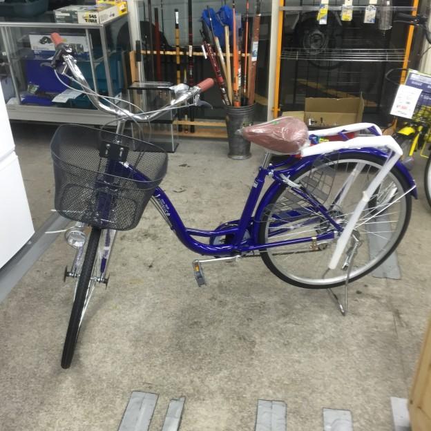 自転車 LUPINUS LP-266SD-H 新品 買取 三重県伊勢市松阪市津市