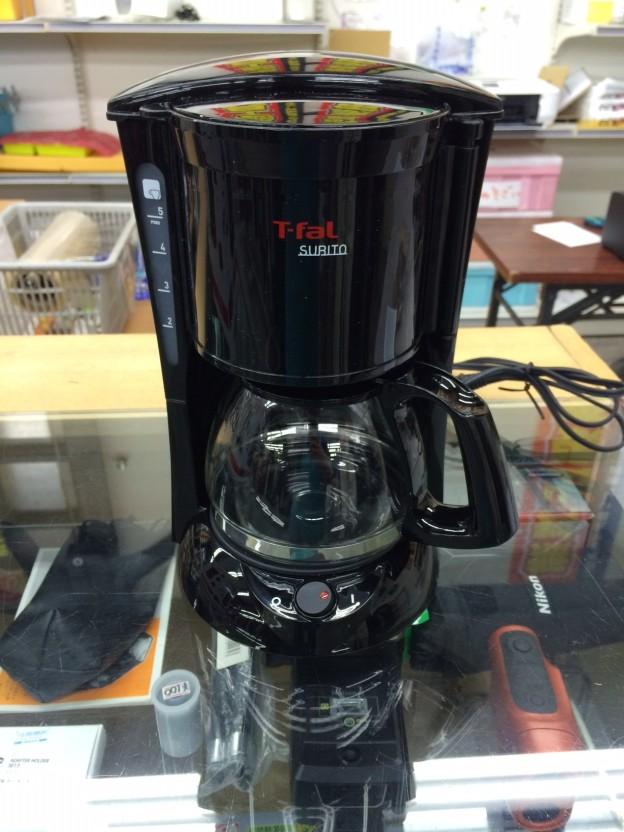 T-falコーヒーメーカーSUBITO三重県伊勢市松阪市津市
