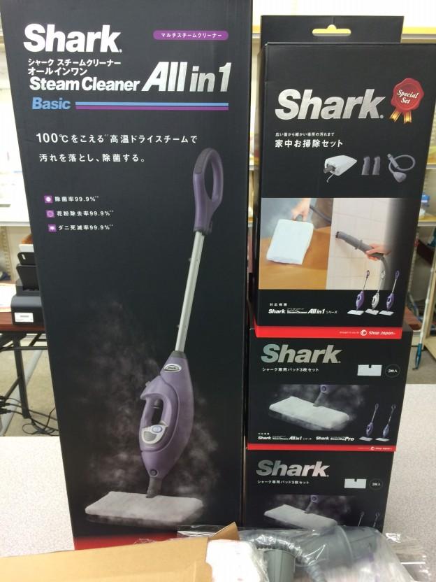 SharkスチームクリーナーAllin1Basic三重県伊勢市松阪市津市