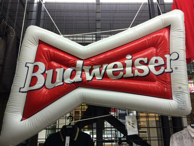 Budweiserサーフマット三重県伊勢市松阪市津市