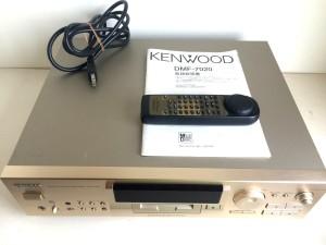 ケンウッドMDレコーダーDMF-7020