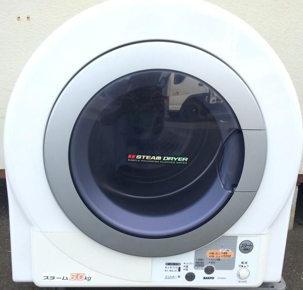 サンヨー電気乾燥機CD-ST60三重県松阪市伊勢市津市