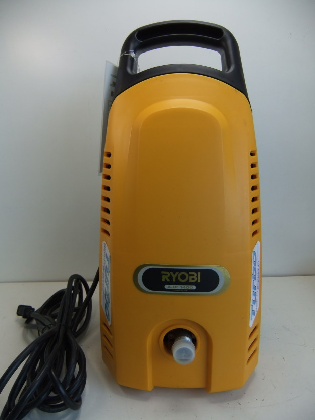 RYOBI 高圧洗浄機AJP-1400三重県松阪市伊勢市津市