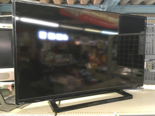 TOSHIBA液晶テレビREGZA 40S8三重県松阪市伊勢市津市