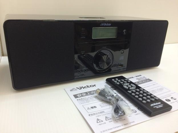 Victor iPod対応CDポータブルオーディオシステム RD-N1三重県伊勢市松阪市津市