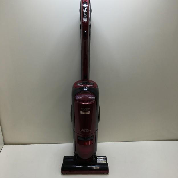 サイクロンクリーナーSHARP シャープEC-S122C-R三重県伊勢市松阪市津市