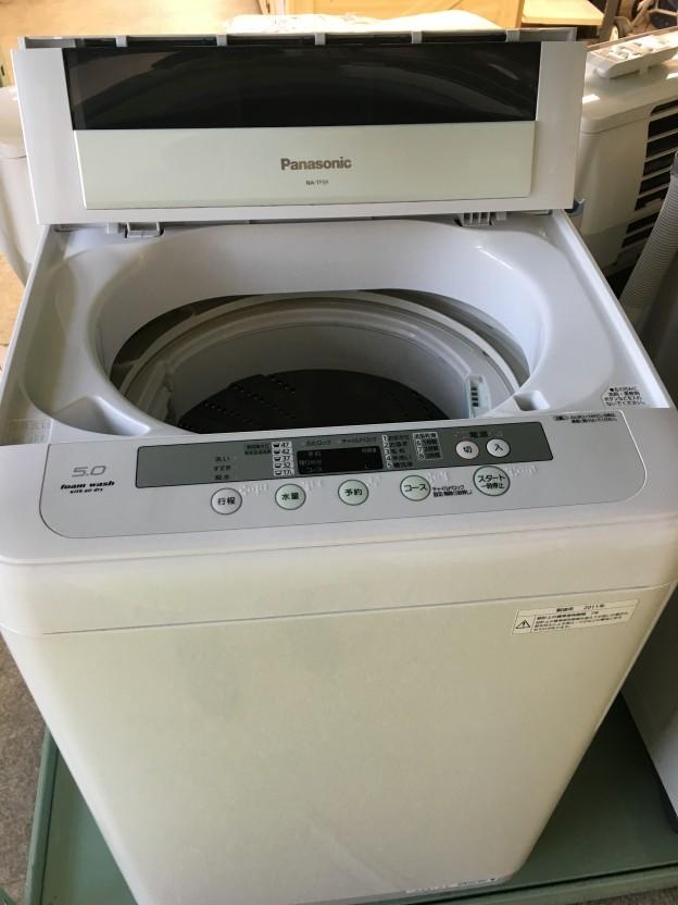 Panasonic 全自動洗濯機 NA-TF59-HG 三重県伊勢市松阪市津市