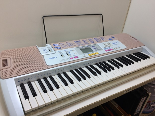 CASIO 光ナビゲーションキーボード LK-103 三重県伊勢市松阪市津市