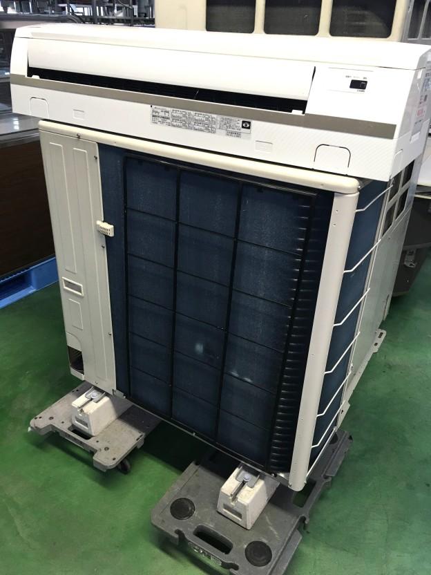 2015年製東芝エアコンAIK-AP806H三重県松阪市伊勢市津市