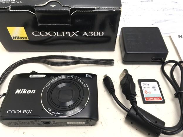Nikon COOLPIX A300三重県松阪市伊勢市津市