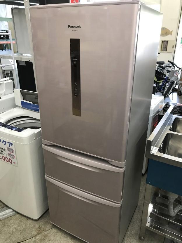 Panasonic 3ドア冷蔵庫 NR-C32BM-P 三重県伊勢市松阪市津市