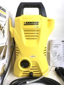 KARCHER 家庭用高圧洗浄機 K2
