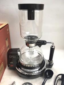 ツインバード サイフォン式コーヒーメーカー CM-D853 (2)