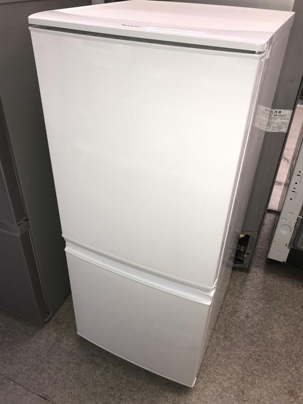 SHARP つけかえどっちもドア冷蔵庫 SJ-D14A 三重県伊勢市松阪市津市
