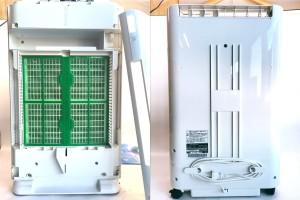 ダイキン空気清浄機MCZ65MKS-W