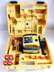 トプコンローラーティングレーザーRL-H4C