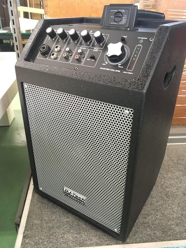 DJ-Tech iCube 95 BT スピーカー三重県松阪市伊勢市津市