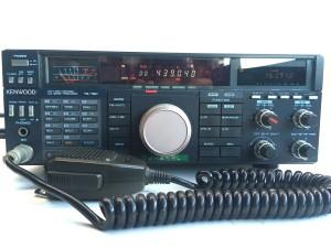 KENWOODオールモード・トライバンダーTS-790G